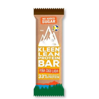 KLEEN Lean Proteinbar Pina Coco Lada