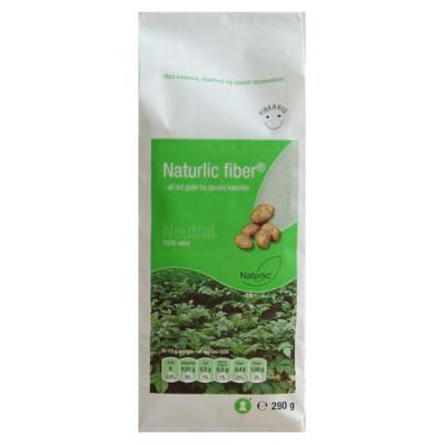 Naturlic fiber neutral glutenfri (290 gr)