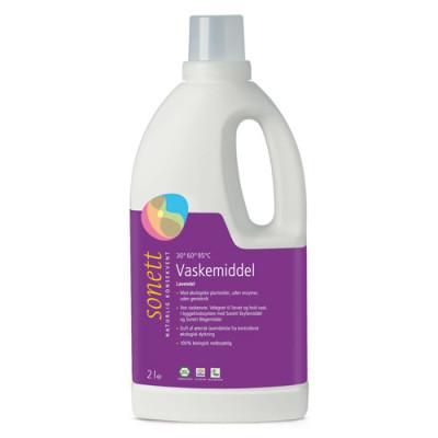 Vaskemiddel fl. lavendel Sonett (2 l)
