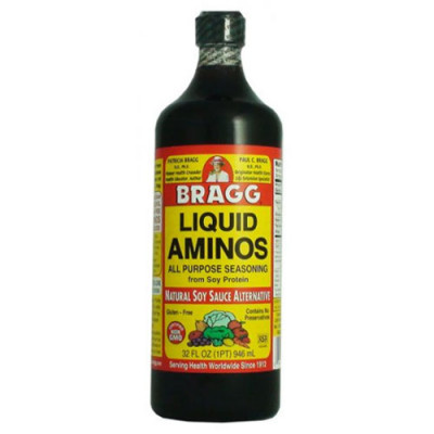 Sojasauce Bragg Liquid Aminos (946 ml)