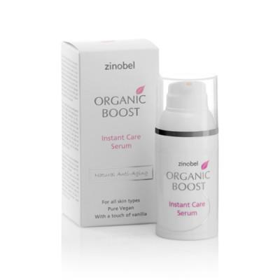 Instant Care Serum Organic Boost (30 ml)