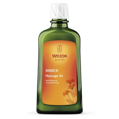 Weleda Arnica Massage Oil (200 ml)