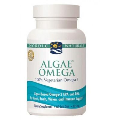 Algae Omega 3 - vegetarisk omega 3