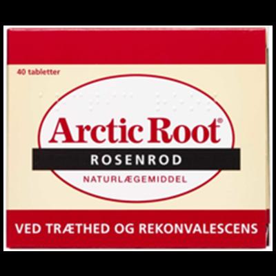 Arctic Root Rosenrod 145 mg (40 tabletter)