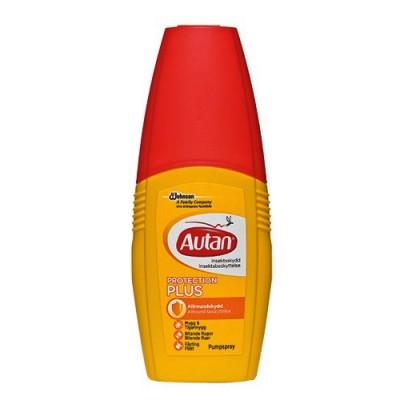 Autan Active afskrækning i pumpe spray 100 ml.