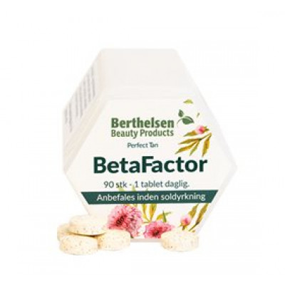 Beta Factor Berthelsen (90 tab)