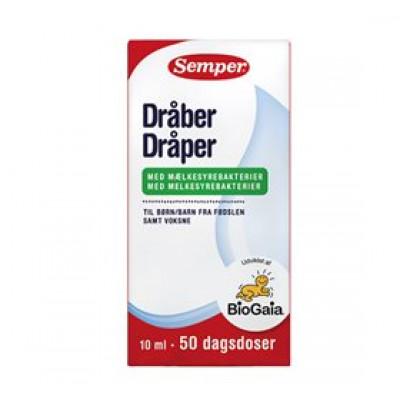 Semper BioGaia Dråber (10 ml)