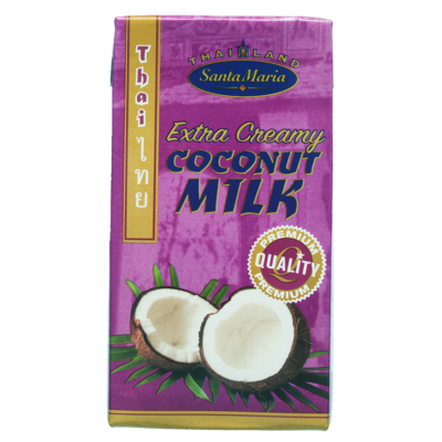 Extra Creamy Coconut Milk (500ml)