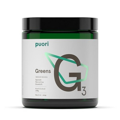 PurePharma Greens G3 - Lemon/Lime (225 g)