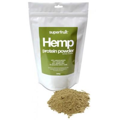 Superfruit Hemp Protein Powder, 500 g.