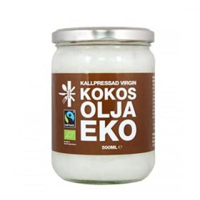 Superfruit Kokosolie Ekstra Jomfru Ø (500 ml)