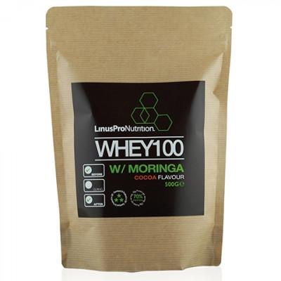 LinusPro WHEY00 Moringa - Chokolade (500 g)