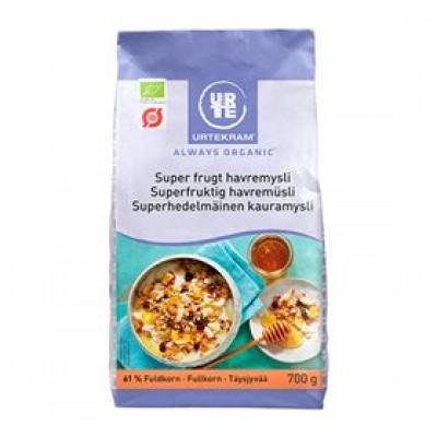 Urtekram Super Frugt Havremysli Ø (700 gr)