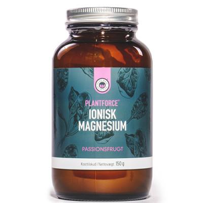 Magnesium passionsfrugt Plantforce (150 g)
