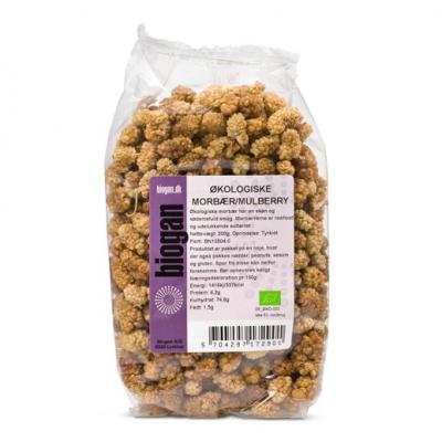 Biogan Morbær rawfood Ø (200 gr)