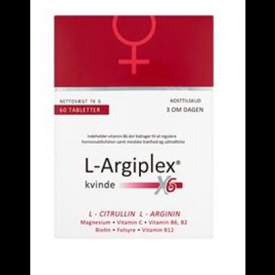 L-Argiplex X6 kvinde (60 tab)