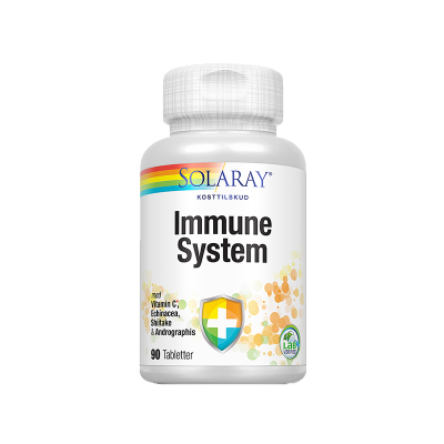 Solaray Immune System (90 tab)