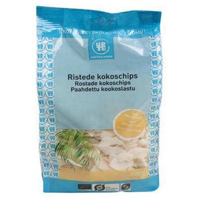 Urtekram Ristede Kokoschips Ø (200 gr)