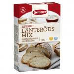 Semper Landbrødsmix Glutenfri (500 gr)