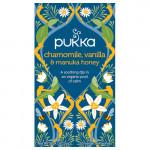 Chamomile, Vanilla & Manuka (20br)