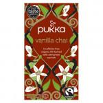 Vanilla Chai te Ø Pukka (20br)