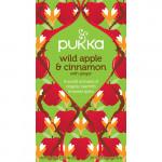 Wild apple te Ø Pukka (20br)