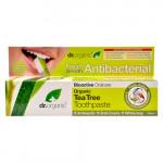 Tandpasta Tea Tree Dr. Organic (100 ml)
