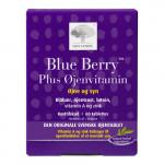 Blue Berry plus øjenvitamin (60tab)