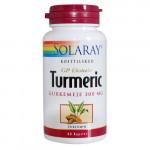 Turmeric Gurkemeje (60kap)