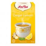 Yogi Tea Ginger Lemon Ø (17 br)