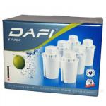 Filterpatroner 6-pack Dafi (1stk)