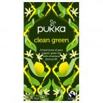 Clean Green te Ø Pukka (20br)