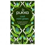 Pukka Mint Matcha Green Te Ø (20 breve)