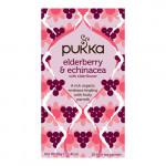 Elderberry & Echinacea te Ø Pukka (20 br)