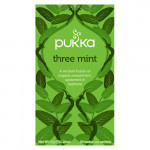 Three Mint te Ø Pukka (20br)