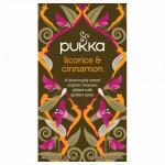 Licorice & Cinnamon te Ø Pukka (20br)