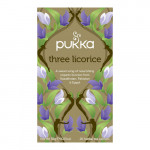 Three Licorice te Ø Pukka (20 br)