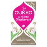 Shatavari til kvinder Ø Pukka (30 kap)