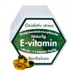 E-vitamin Berthelsen (150kap)