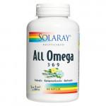 All Omega 3-6-9 (180kap)
