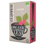 Hindbærblad te Ø Clipper (20 br)