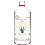 Aloe Vera Drik Med Æblesmag (1000 ml)