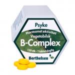 Vegetabilsk B-Complex (120tab)