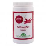 Body Heat kapsler 400 mg (90kap)