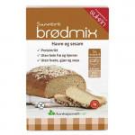 Funktionel Mad Brødmix Glutenfri med havre og sesam (220g)