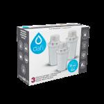 Filterpatroner 3-pack Dafi (1pk)