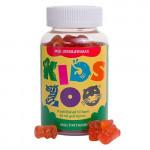Kids Zoo Multivitamin m. jordbærsmag (60 tab)