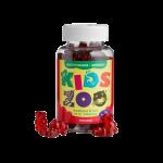 Kids Zoo Multivit + mineraler - Vegansk (60stk.)