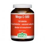 Mega C 500 mg Health Care (150tab)
