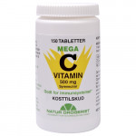 Mega C vitamin 500 mg (150tab)